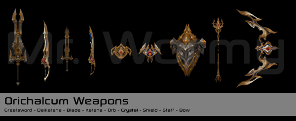 20121207_ep10p2_first_look_orichalcum_weapons