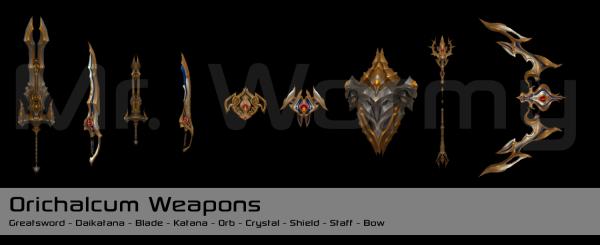 20121207_ep10p2_first_look_orichalcum_weapons