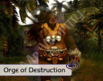 4th boss : Orge of Destruction