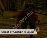 12th boss : Ghost of Captain Trugust
