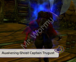 14th boss : Awakening Ghost of Captain Trugust