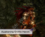 Mini boss : Awakening Grotto Havok