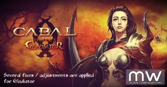 Cabal-Online-Gladiator