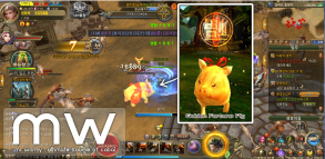 CABAL Webgame - Hunting Golden Fortune Pig