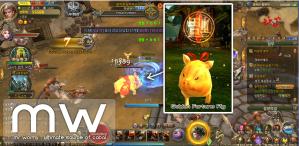 CABAL Webgame - Hunting Golden Fortune Pig