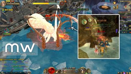 CABAL Webgame - Queen Calamity