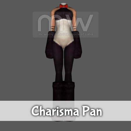 Charisma Pan Costume - Female