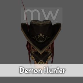 Demon Hunter Hat - Female