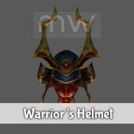 Warrior's Helmet / Helmet - Female