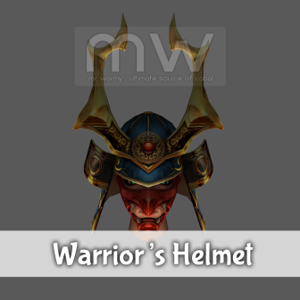 Warrior's Helmet / Helmet - Female