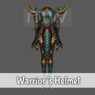 Warrior's Helmet / Costume - Female