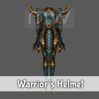 Warrior's Helmet / Costume - Female