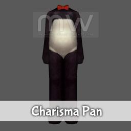 Charisma Pan Costume - Male