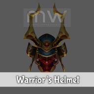 Warrior's Helmet / Helmet - Male