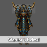 Warrior's Helmet / Costume - Male