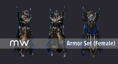 Armorset (WA/FS/GL) - Female