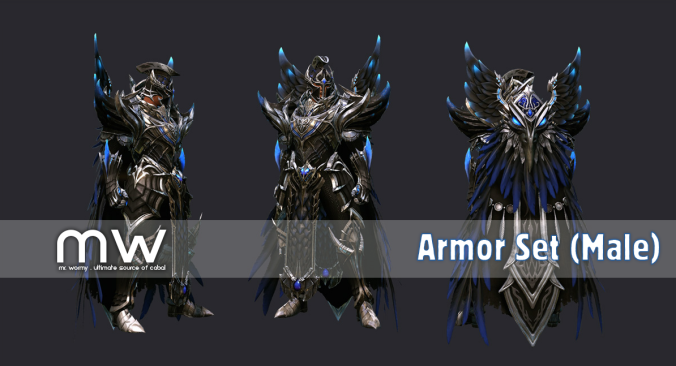 Armorset (WA/FS/GL) - Male